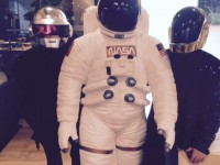 Daft Punk Tribute Live in Gibson Hotel  with NASA Spaceman