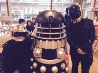 Daft Punk Tribute Live with Docotr whos Darlek