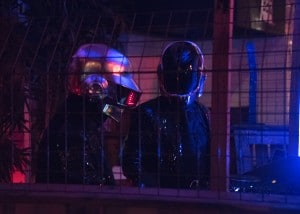 daft punk tribute mixing music on stage at site dublin 2016