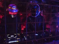daft punk tribute on stage at site dublin 2016