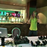 Silent Headphone Disco for hire in Ireland with www.audionetworks.ie