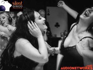 silent disco ireland