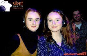 silent disco Silent headphone hire dublin
